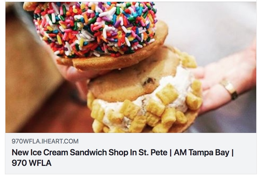 Tampa Bay Times & WFLA profile Sweet Stack Shack