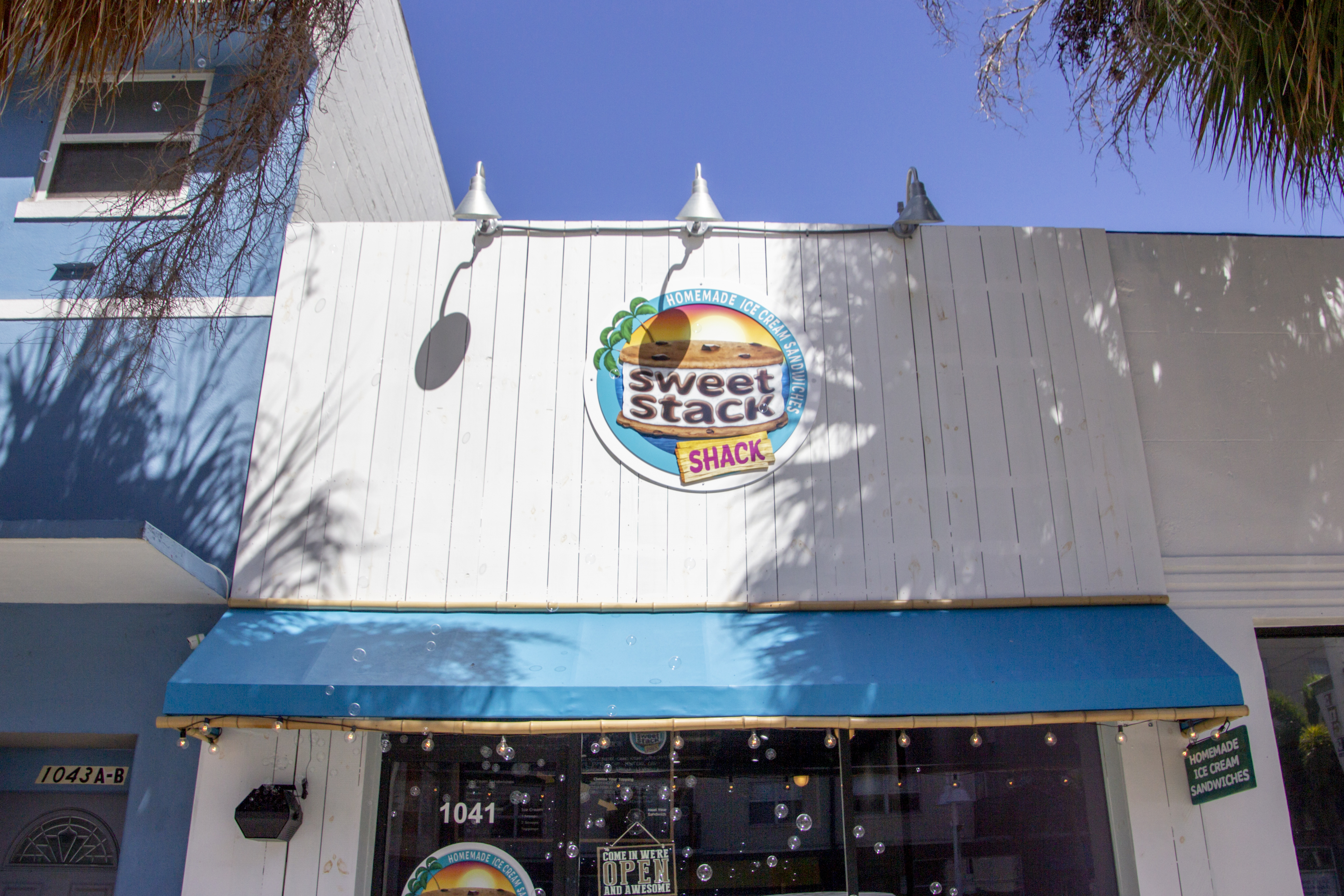 Sweet Stack Shack review from St. Petersburg Foodies