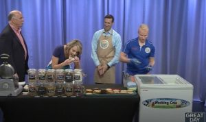 Sweet Stack Shack on WTSP Channel 10 News